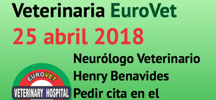 Jornada de Neurología Veterinaria