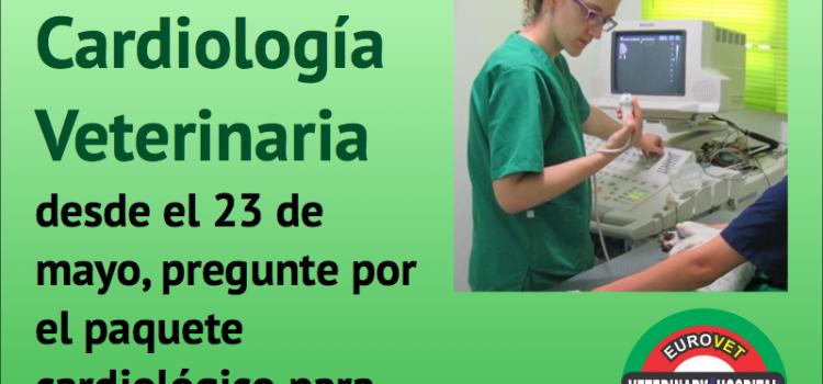 Campaña de Cardiología Veterinaria